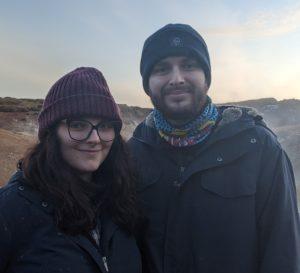 Aaron and Eimear
