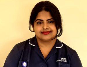 Nisa Francis Specialist Nurse for Organ Donation