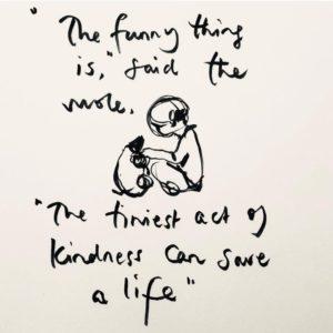 Charlie Mackesy Kindness