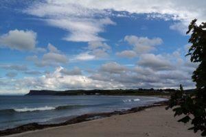 Ballycastle beach, 26.9.21